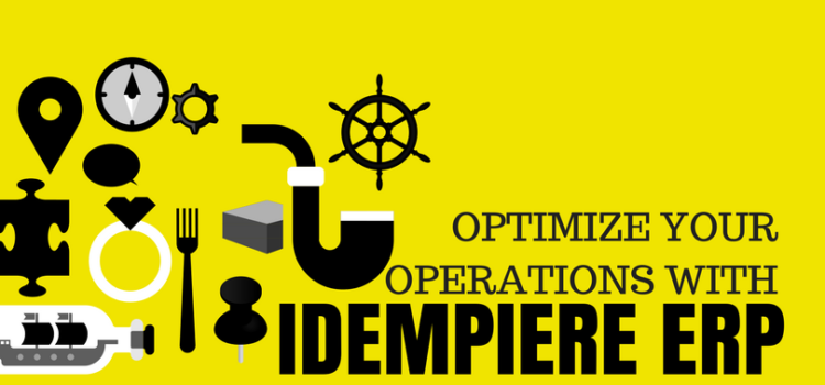 OPTIMIZE YOUR OPERATIONS WITH IDEMPIERE ERP